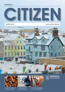 Citizen Winter 2018 front cover