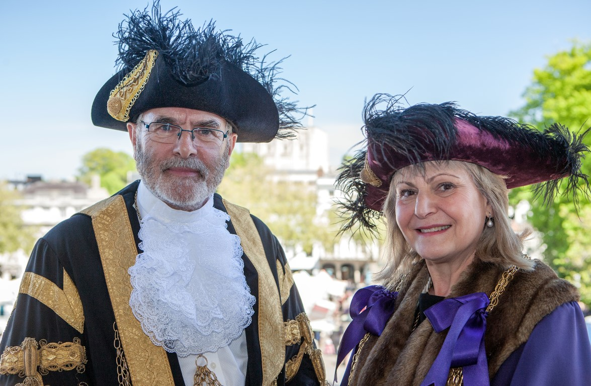 Lord Mayor and Sheriff