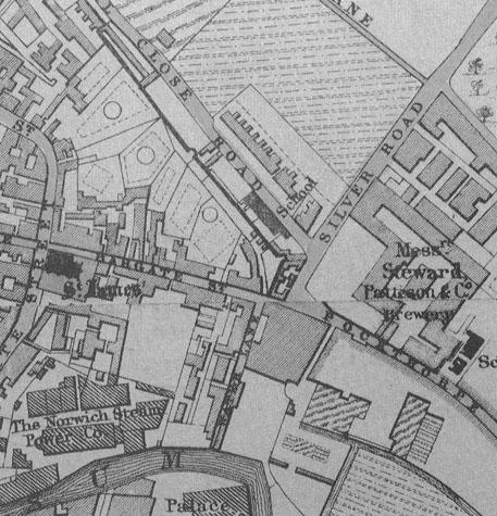 Norwich City Walls Survey 19992002